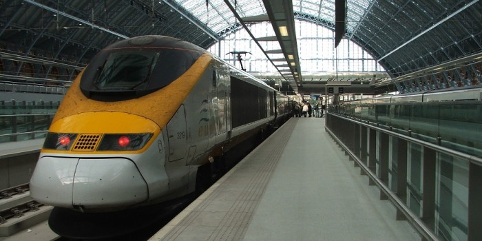 The slow progress of high speed trains