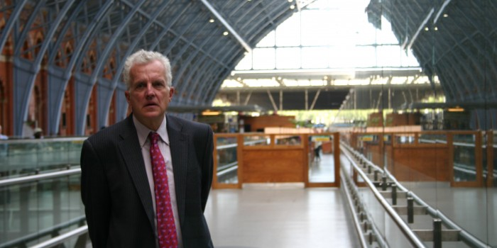Rail 884: Williams is wrong to shun Network Rail
