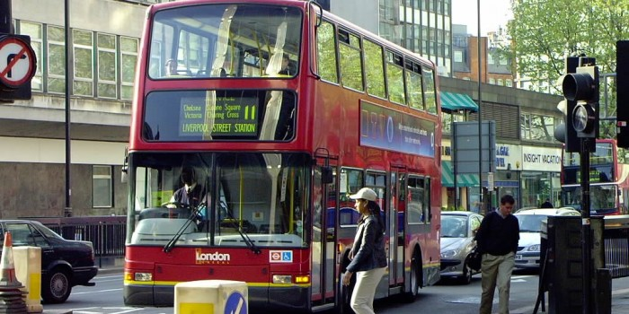 London shows the way with its buses