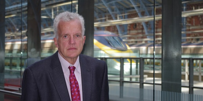 Christian Wolmar Featured in Train Journeys From Hell