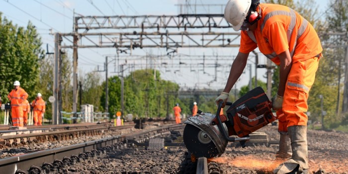 Rail 844: Mark Carne defends Network Rail's record