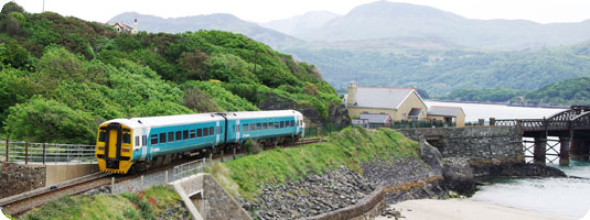 Rail 813: Wales' bad deal on rail could end