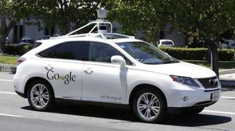 Doubts over driverless cars in the lion's den