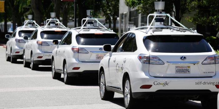 Driverless cars and dead bodies