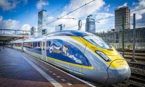 Rail 931: British government should participate in the Eurostar rescue