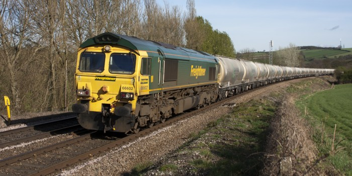 Rail 768: The mystery of the freight railway that never happened