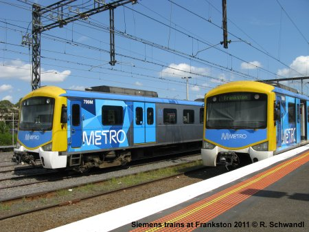 Rail 796: Melbourne's familiar problems on the tracks