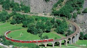 Rail 882: It's not only cuckoo clocks that the Swiss have got right