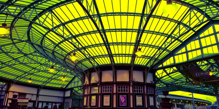 Review: Britain's best 100 railway stations by Simon Jenkins