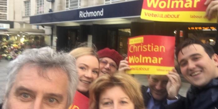 Richmond Blog #10: Rents rise is Tories' fault