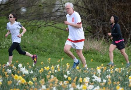 Parkrun is great, but needs more oldies